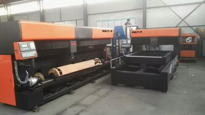 Die Board Laser Cutting Machine carbon steel plate / stainless steel plate cutter