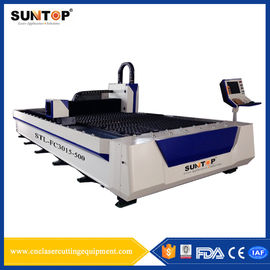 China Metal laser cutting with power 1000W , for stainless steel and the Aluminium cutting supplier