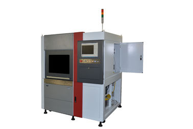 China High Precision Fiber Laser Cutting Machine For Cutting Stainless Mild Steel supplier