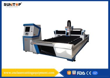 China Advertising Industry Metal  CNC Laser Cutting Machine With Power 500W supplier