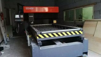 China Wood Laser cutting machine  / Die Board laser cutter for wood industry supplier