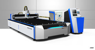 China Mild steel and stainless steel CNC Laser Cutting Equipment With Power 500W supplier