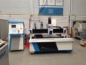 China Auto parts and machinery parts CNC laser cutting equipment with laser power 1000W supplier