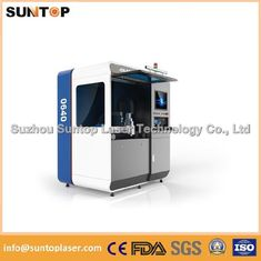 China 600*400mm Cutting Size Fiber laser cutting machine with laser power 500W supplier