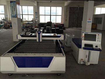 China Metal Laser Cutting Machine with Power 500W and Cutting Size 1300 × 2500mm supplier