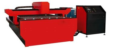 China 650 Watt YAG Laser CNC Cutter for Stainless Steel / Mild Steel , Cutting Area 2500 × 1300mm supplier