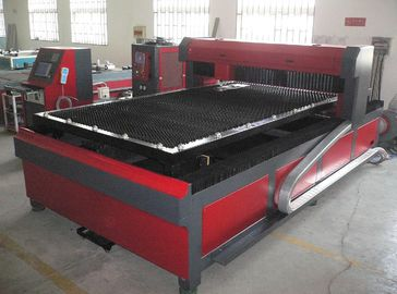 China Steel Metal YAG Precision Laser Cutter Cutting Size 1500 × 3000mm supplier
