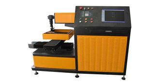 China Small Cutting Size 650 Watt YAG Laser Cutting Machine for Metal Processing supplier