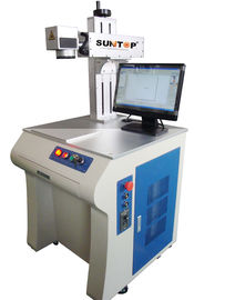 China Precise Marking Portable Laser Marking Machine for Jewellery Products Bracelet / Earrings supplier
