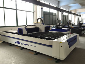 China CNC Laser Cutting Equipment For Metal Processing Industry , Fiber Laser Power 1000W supplier
