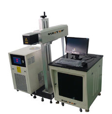 China 60W CO2 Laser Marking Machine for Wood and Plastic , CO2 Laser Engraver supplier