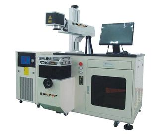 China High Precision 75W Diode Laser Marking Machine for Electronics and Auto Parts supplier
