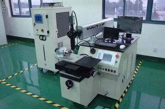 China 300 w Stainless Steel Laser Welding Machine For Dot Welding , CNC Laser Welder supplier