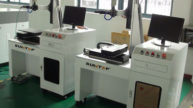 China Yag Pulse Fiber Laser Welding Machine For Metal Products , 500W  Three Phase supplier