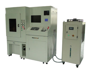 China Pressure Gauge Laser Welder , 5 Axis 4 Linkage Automatic Welding Fixtures Dental Laser Welder supplier