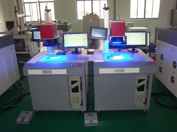 China 400W Industrial PC Control Fiber Laser Welding Machine for Metal Shells supplier