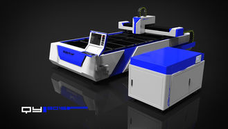 China Fiber Laser Cutter of Power 500W for Metals Cutting 380V / 50HZ supplier