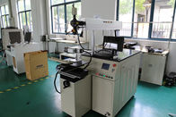 China Medical Apparatus and Instruments Laser Welding Systems Power 300W with 3 Axis Linkage factory