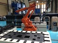Robot Laser Welding Machinery , Laser Welding Stainless Steel Kitchen Sink , Laser Power 300W