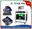 Good Quality Portable Fiber Laser Marking Machine & Laser Engraver Equipment 3D Crystal Laser Inner Engraving Machine on sale