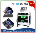 China Laser Engraver Equipment 3D Crystal Laser Inner Engraving Machine company
