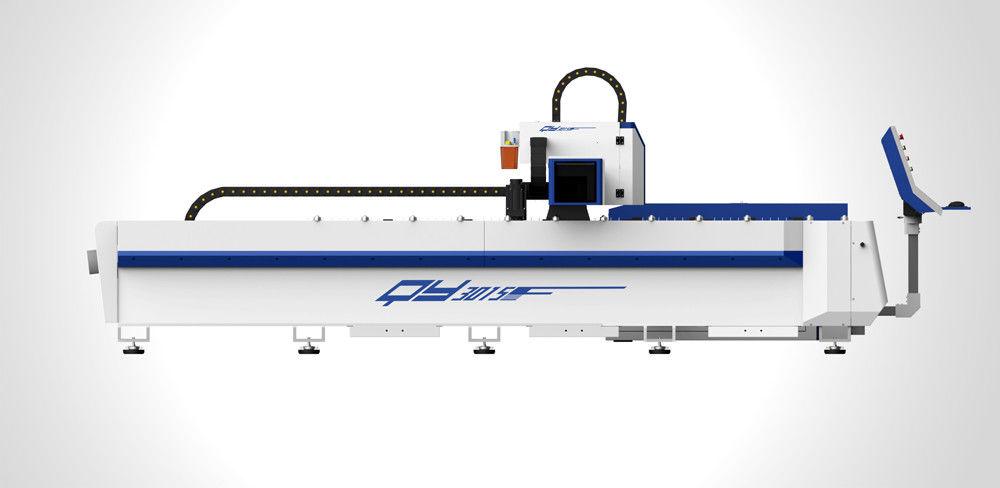 4 Wires AC Carbon Steel CNC Laser Cutting Equipment , Small Laser Cutting Machine