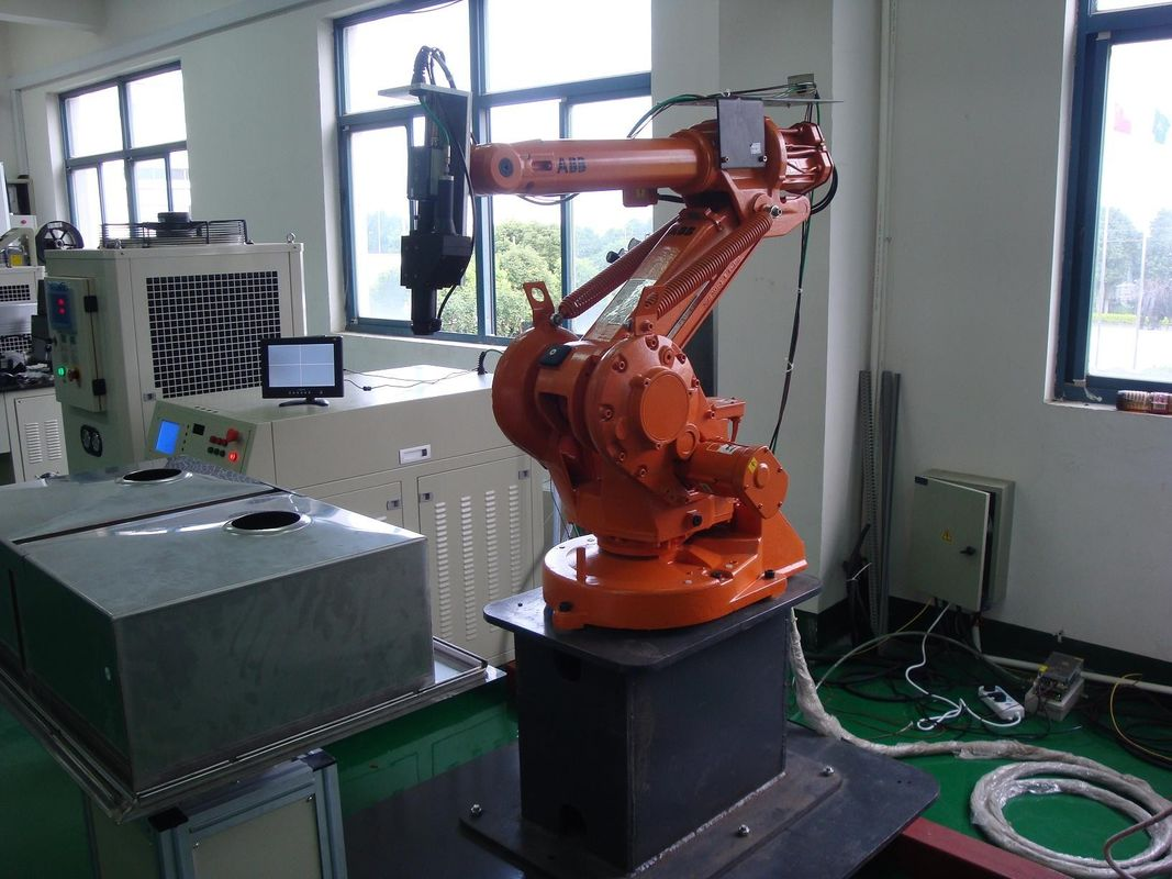 Ce Amp Iso 9001 Robot Jewelry Laser Welder With Abb Robot