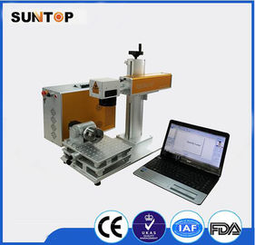 China Rolling Pipe round tube laser marking machine customized long lifetime factory