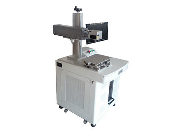 China 50W Instruments and meters laser marking machine 20 - 200KHZ distributor
