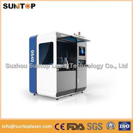 China 600*400mm Cutting Size Fiber laser cutting machine with laser power 500W distributor