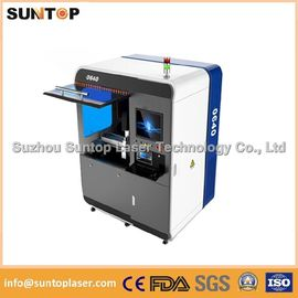 China Small size metal laser cutting machine , Fiber laser cutting equipment distributor