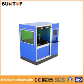 China 500W Small size fiber laser cutting machine for stailess steel and brass cutting distributor