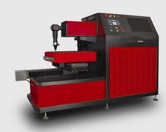 China Small Breadth YAG Laser Cutter for Metal Laser Cutting Industry , Three Phase 380V / 50Hz distributor
