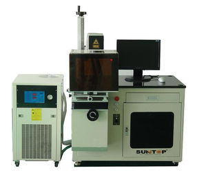 China 75 watt diode laser marking machine for Steel and Aluminum , Metal Laser Marking distributor