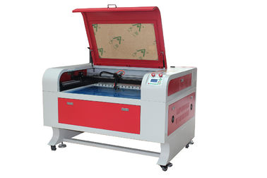 China Acrylic And Leather Co2 Laser Cutting Engraving Machine , Size 600 * 900mm factory
