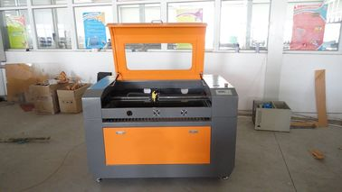 China Co2 Laser Wood Engraving Machine Size 500 * 700mm , Rubber Stamp Engraving Machine factory