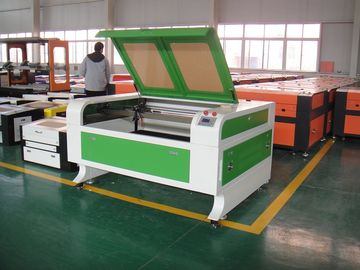 China 80W High Precision CO2 Laser Cutting and Engraving Machine , Laser Metal Engraver distributor