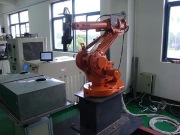 China CE & ISO 9001 Robot Jewelry Laser Welder With Abb Robot Arm For Automatic Welding distributor