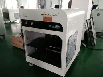 China Crystal Laser Engraving Machine, 3D Glass Laser Engraving High Resolution factory