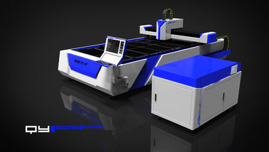 China Fiber Laser Cutter of Power 500W for Metals Cutting 380V / 50HZ factory