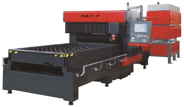 China 1500W die board CO2 laser cutting machine , cutting size 1250 * 2500mm distributor