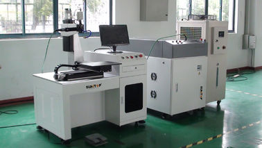 China 300W Fiber Laser Welding Machine Euipment 5 Axis Linkage Automatic distributor